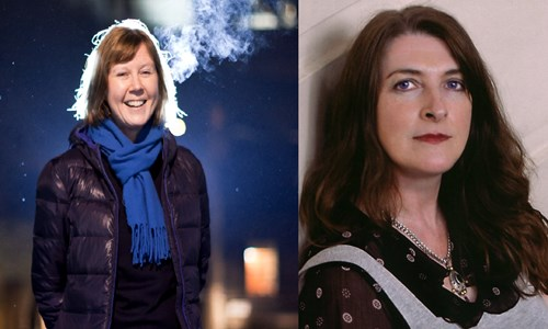 Rosemary Goring & Janice Galloway