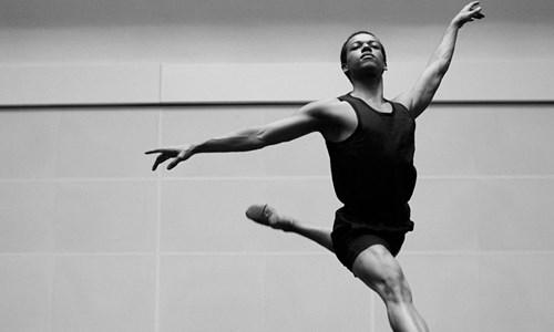 Solomon Golding: Professional Ballet Masterclass