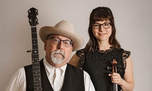 Joe Newberry & April Verch with The Ledger