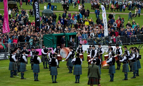 World Pipe Band Championships 2019