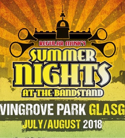 Summer Nights At The Bandstand - Pretenders at Kelvingrove Bandstand and Amphitheatre image