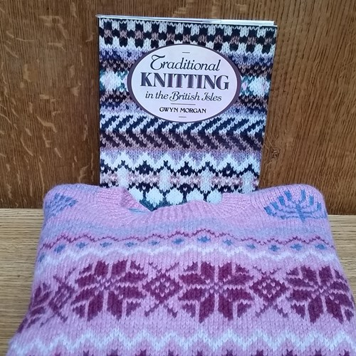 #MitchellCurious: Fair Isle and Knitting