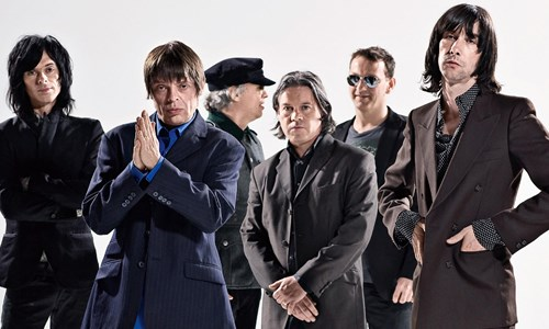 Summer Nights At The Bandstand - Primal Scream