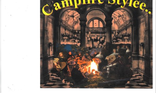 Campfire Stylee - Music workshop for adults