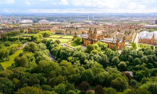 Doors Open Day - People and Places: A Stroll Through Partick