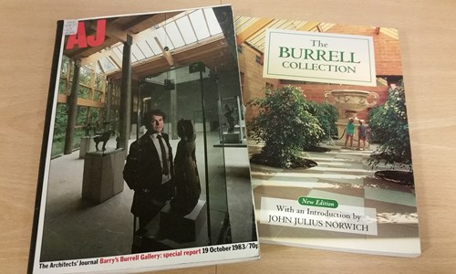 #MitchellCurious: Sir William Burrell and his Collection