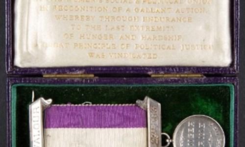 Glasgow Suffragettes & Suffragists
