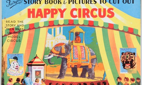 Your Stories: Circus 250 Community Display
