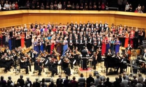 "Springfield Cambridge Festival Chorus and Orchestra present "" The Pirates of Penzance"""