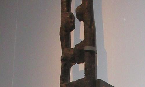 Kelvingrove Talks: A Wooden Ladder from Dumbuck Crannog, West Dunbartonshire