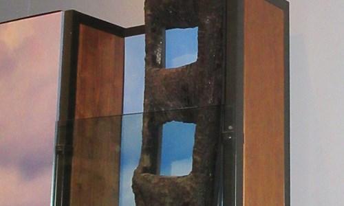 A Wooden Ladder from Dumbuck Crannog, West Dunbartonshire