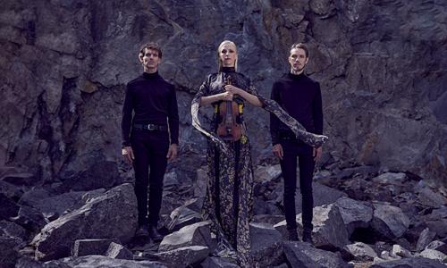 Lena Jonsson Trio with LYRE LYRE