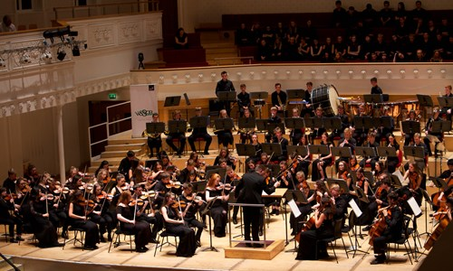West of Scotland Schools Symphony Orchestra