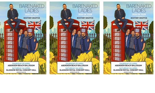DF Concerts presents: Barenaked Ladies