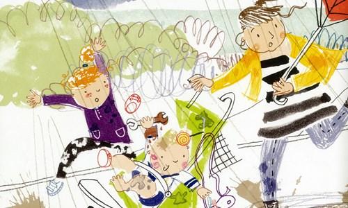 Children's Illustrator Workshop