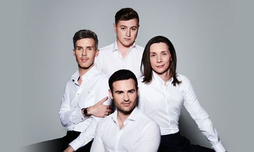 Collabro – Love Like This Tour