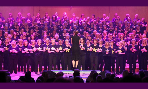 Rock Choir - The Choir that Rocks