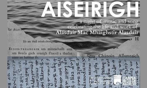 Aiseirigh - The Songs of Alasdair mac Mhaighstir Alasdair