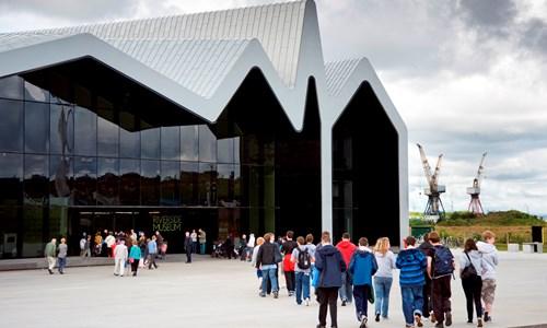 Glasgow Science Festival: Monumental Exhibition