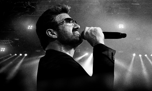 George - A celebration of the songs and music of GEORGE MICHAEL featuring ROB LAMBERTI & The National Philharmonic Concert Orchestra
