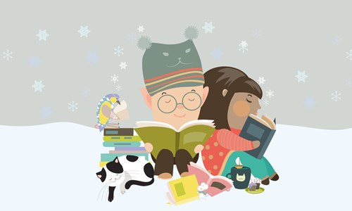 Glasgow Libraries Christmas Reading Challenge 2019