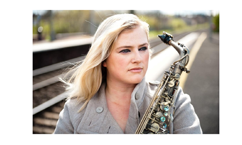 Late Night Studio Jazz Presents: Laura MacDonald Quartet – History of the Saxophone