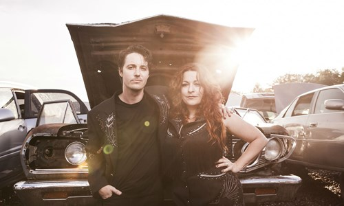 Shovels & Rope and support