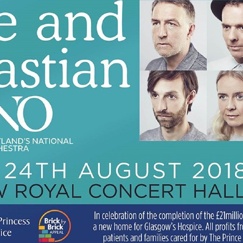 Belle and Sebastian and the RSNO
