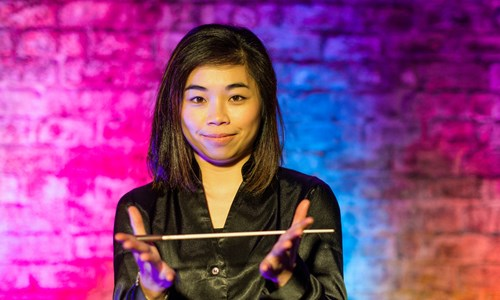 RSNO 2018/19 - Chan Conducts The Enigma Variations