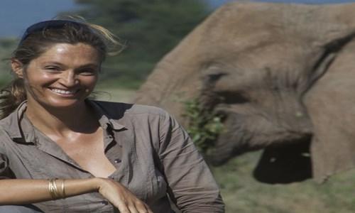 Saba Douglas Hamilton 'A Life With Elephants'