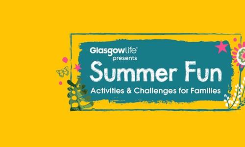 Summer Fun with Glasgow Life