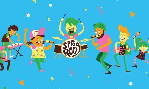 Sprog Rock featuring Bigg Taj:  Sprogmanay