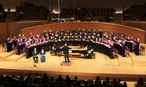 City of Glasgow Chorus - Mozart: Requiem