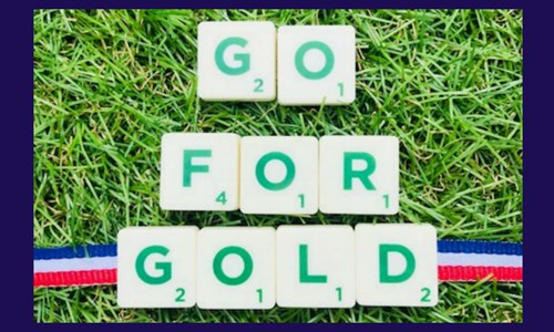 Velocity East End Artists' Residency Co-commission –  'GO FOR GOLD'