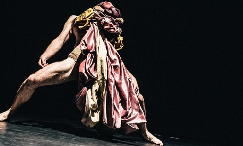 DIG: Scottish Dance Theatre (SCT) & Emanual Gat (IR) | The Circle