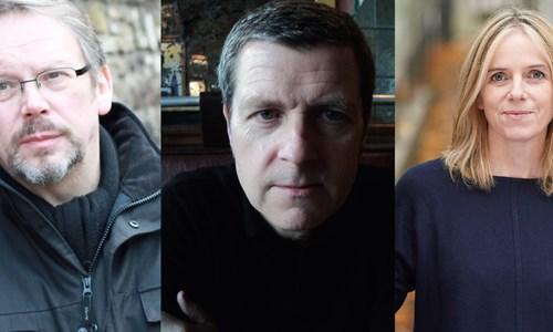 Craig Russell, Robbie Morrison & SG MacLean - Four Centuries of Murder