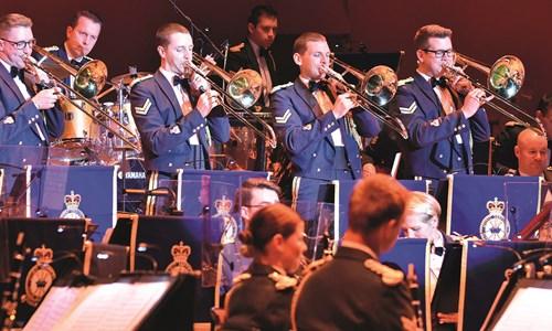 RAF in Concert 2018