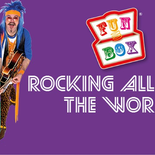 Funbox presents Rocking All Over The World