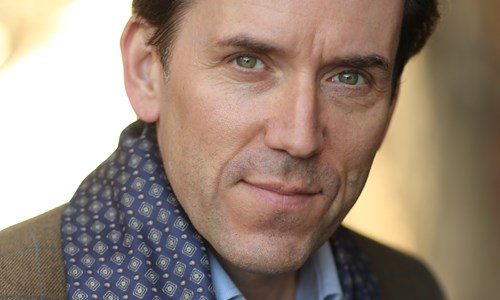 Wee Write Family Day: Ben Miller - The Day I Fell into a Fairy Tale