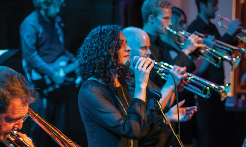 The Berrie Big Band
