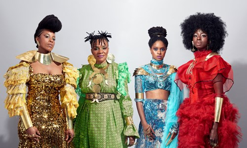 BEMIS presents Les Amazones d'Afrique & Special Guests with Celtic Connections in the Community