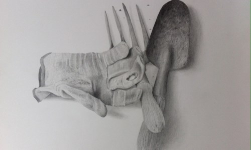 Learn to Draw - Still Life with Charcoal
