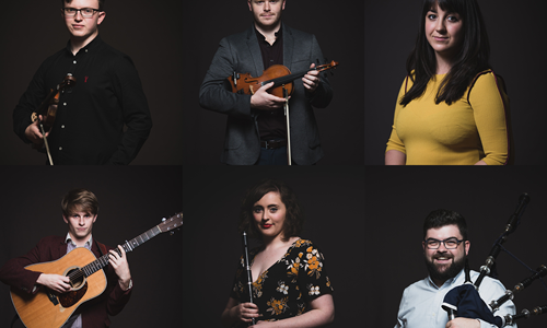 BBC Radio Scotland Young Traditional Musician of the Year Final 2019