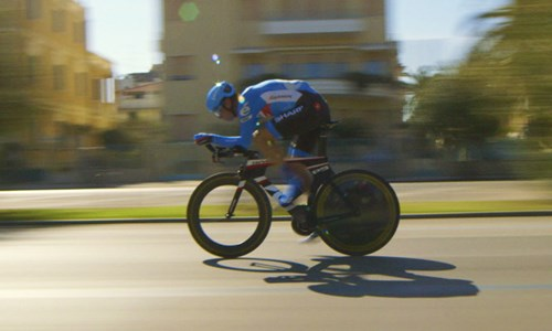Cycle Cinema: Evening Feature - Time Trial (18+)