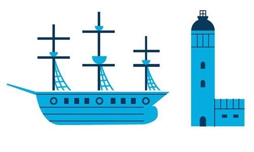 Explore the waves around Scotland's Lighthouses