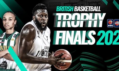 British Basketball Trophy Finals 2022