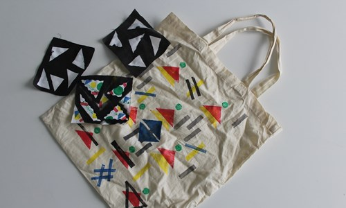 Riverside Inspired Tote Bags