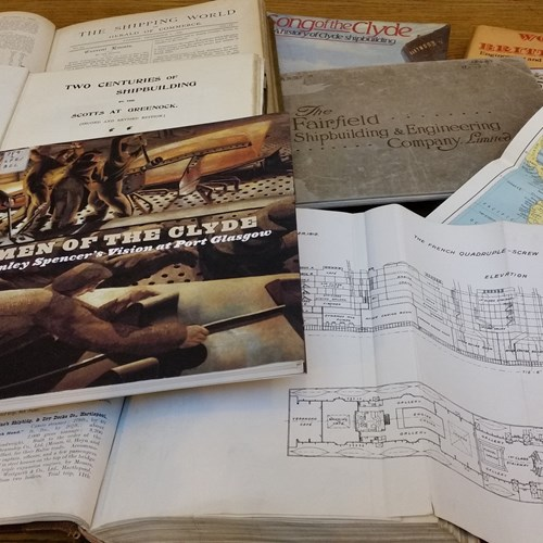 #MitchellCurious: Ships and Shipbuilding