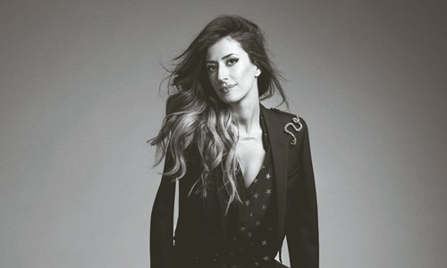 Ana Moura and support