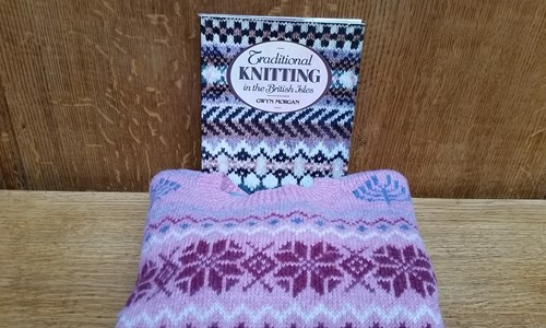 #MitchellCurious: Fair Isle and Knitting